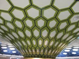 Abu Dhabi ceiling