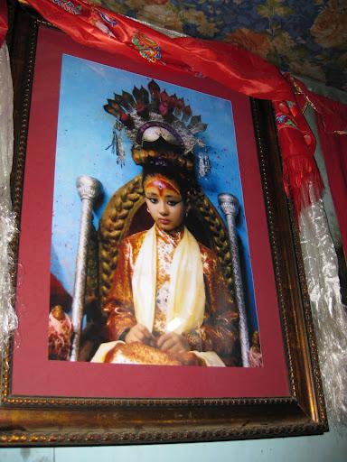 Kumari photo