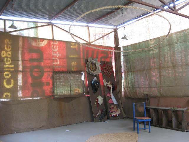 Lasanaa performance space