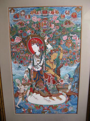 "Lok Chitrakar's ""best"" painting"