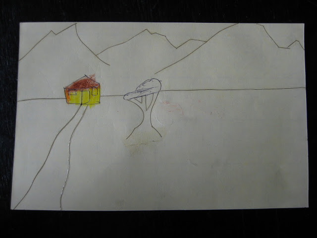 My 'kid art'