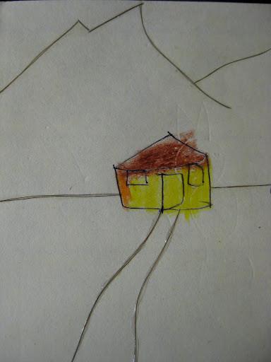 My 'kid art' detail