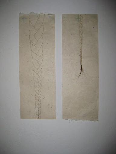 braid, side by side