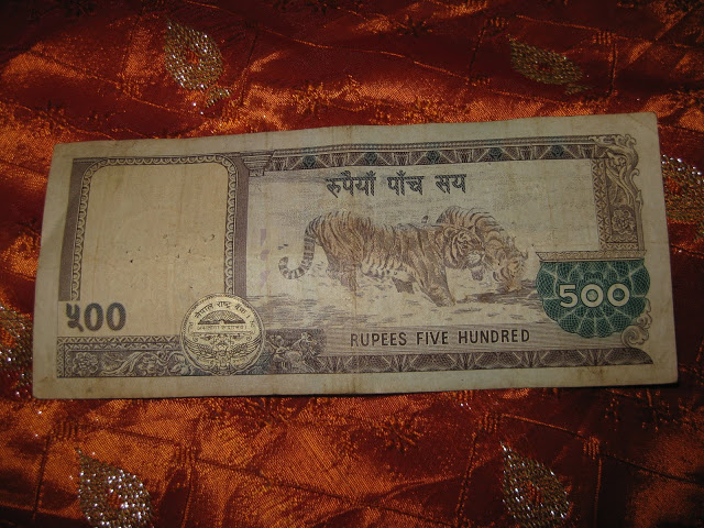 Nepali Rupees