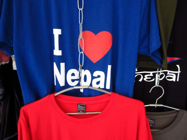 I heart Nepal