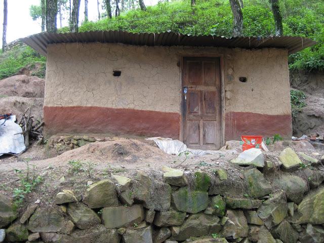 Buddha B's house
