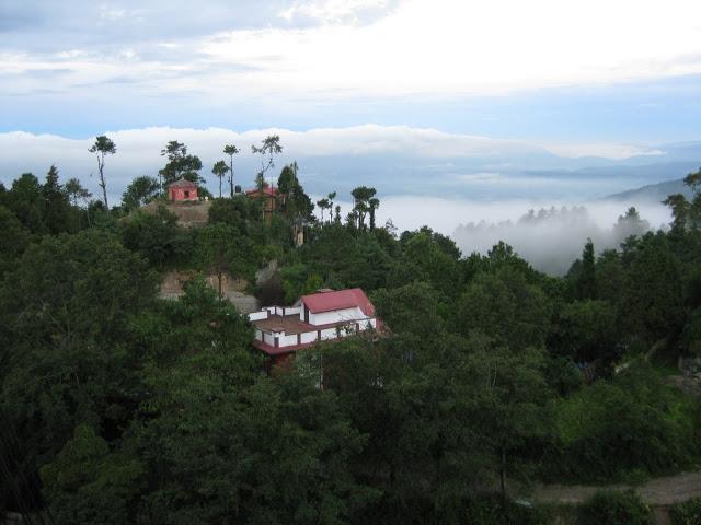 Shrine hill