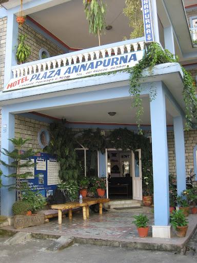 Plaza Annapurna