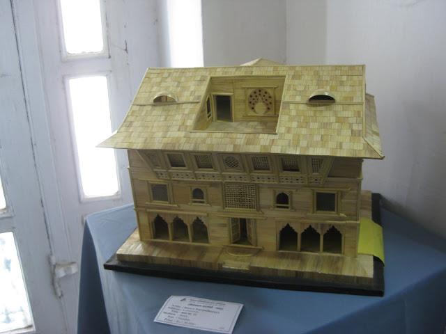 bamboo dollhouse